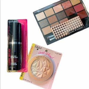 New 3 piece hard Candy makeup bundle